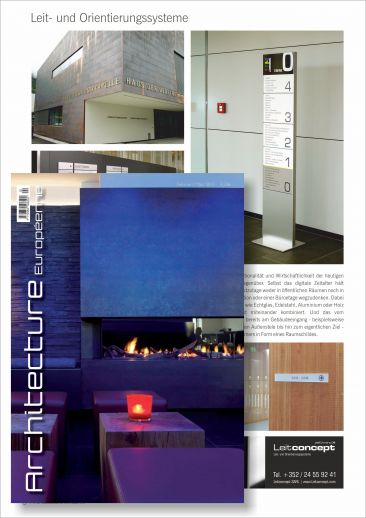 Architecture Europeenne | February / March 2015