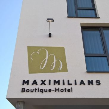 Boutique-Hotel Maximilians, Landau in der Pfalz