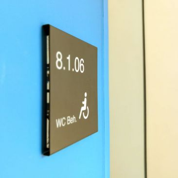 Door plates anodized | special model